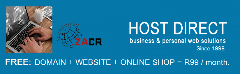 Register your domains with Host Direct